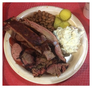 Despite any other shortcomings, C&J BBQ offers a good quantity of food at a reasonable price.