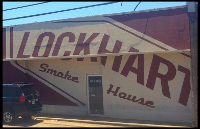 Lockhart Smokehouse was opened by Jill and Jeff Burgess.  Jill is the great granddaughter of Edgar Schmidt, founder of Kreuz Market.